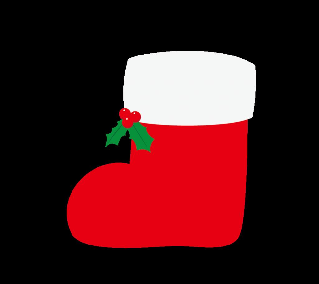 赤い長靴のイラスト