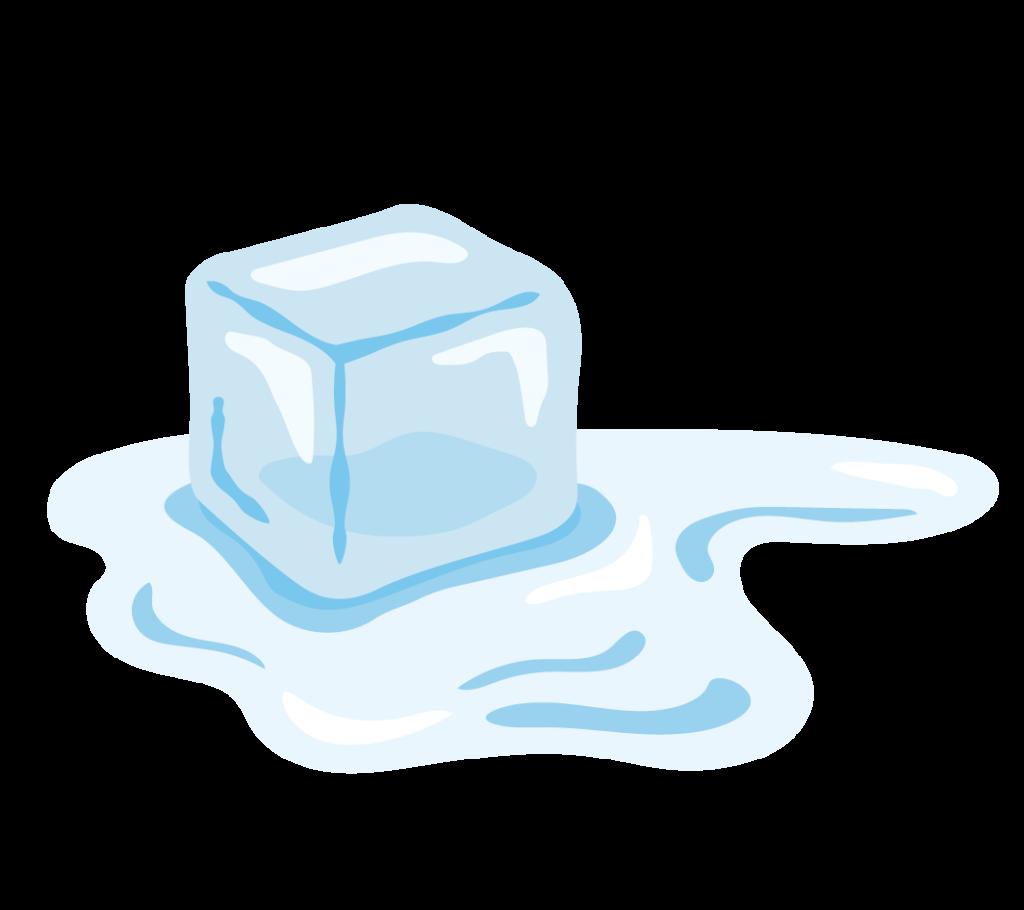 氷のイラストその2