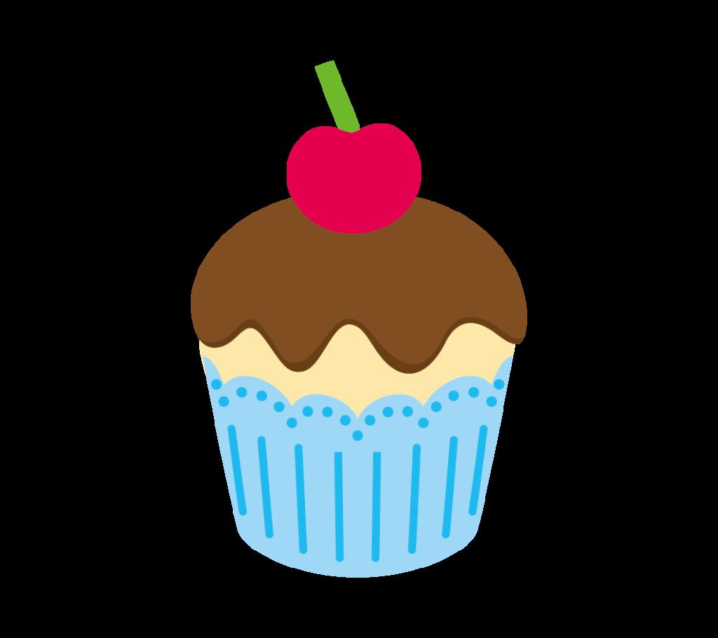 カップケーキのイラストその2