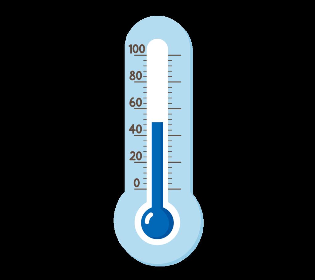 湿度計のイラスト